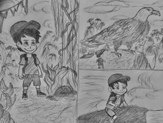 Jungle Kid part 1 by artman7391
