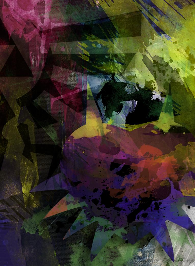 Majora's Mask - Digital WaterColor Painting by S3NTRYdesigns