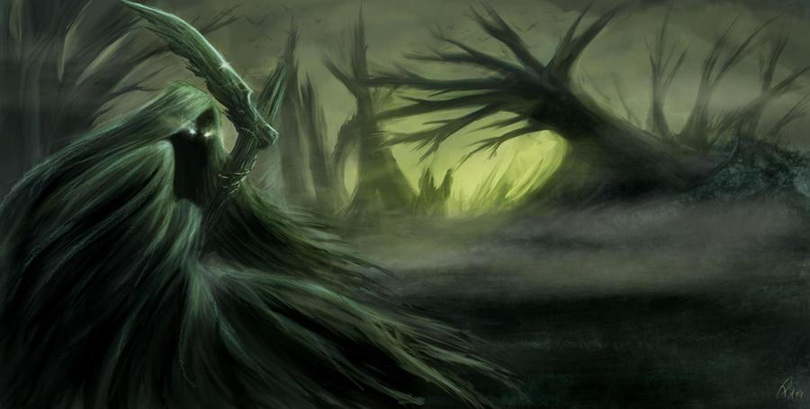 The Reaper by Alara-Shade