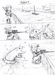 Fallout 4 - Don't mess with molerats