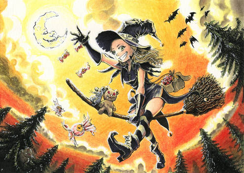Lil Witch Maggie