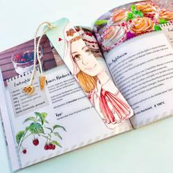 Waffle Bookmark