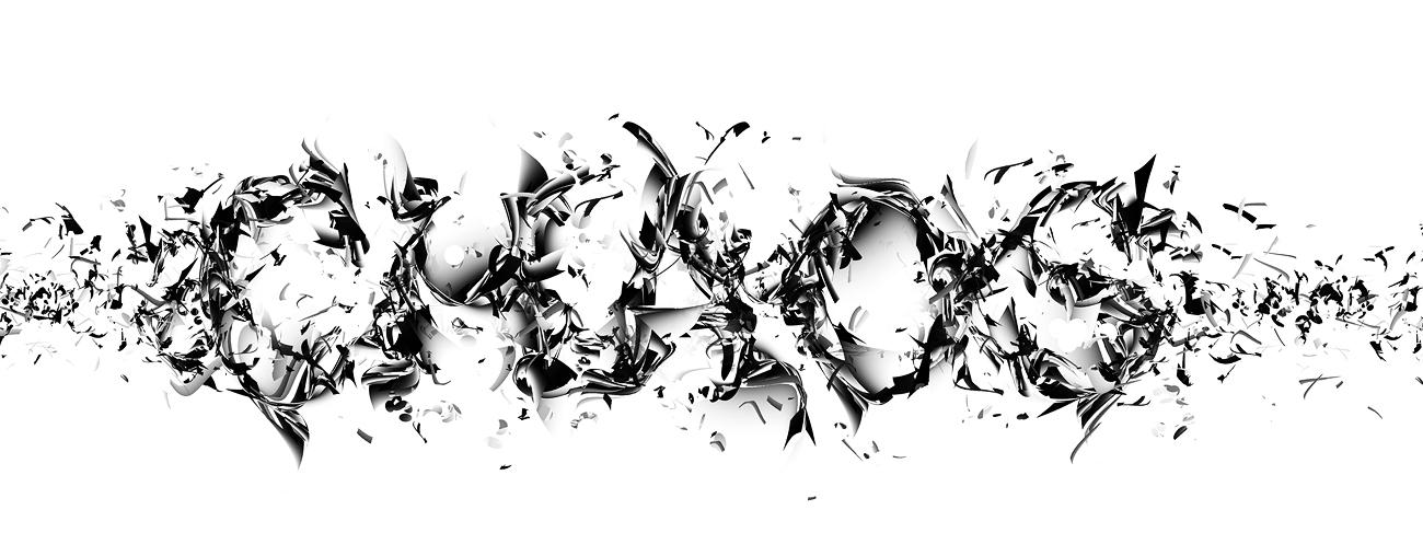 Chaos by eigenI