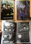 The Beatles fancomic available