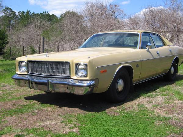 My 39 76 fury when i bought it by sonofawerewolf on deviantart for 1976 plymouth fury salon