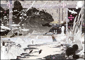 Wasserwelten by Koiless-Artwork