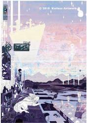Waiting by Koiless-Artwork