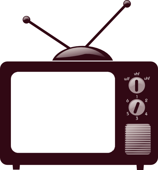 Free Tv Clipart 13313 in addition Tv in addition The Flintstones And Wwe Stone Age Smackdown Blu Ray Review in addition Tv in addition Bnc Female Axis View. on television clip art