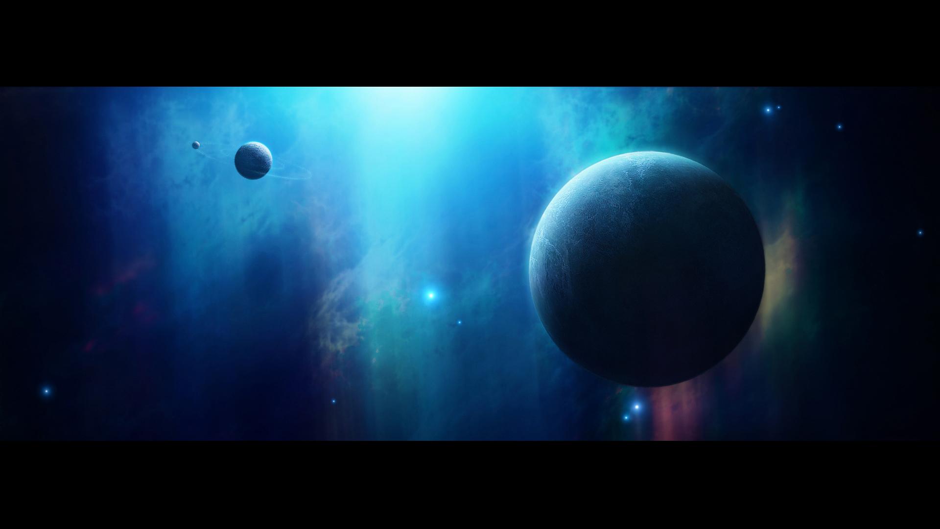 Blue Serenity II by pogona2009