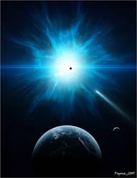 Blue Dawn II by pogona2009