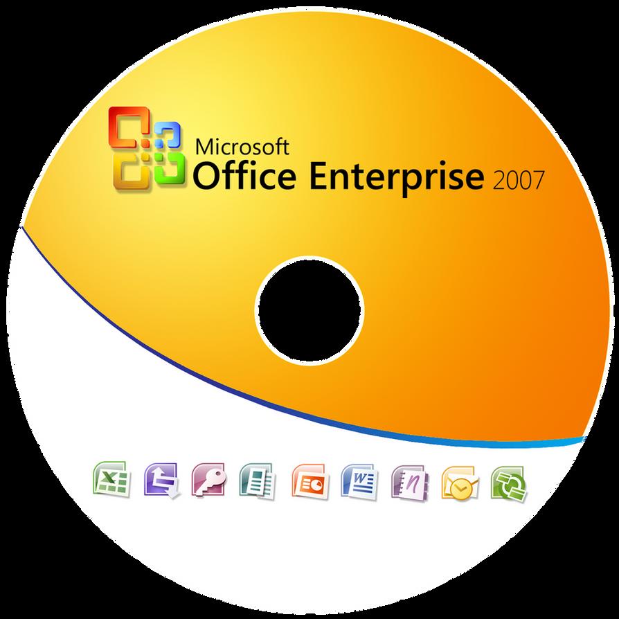 Office 2007 Enterprise Label By CJ5 On DeviantArt