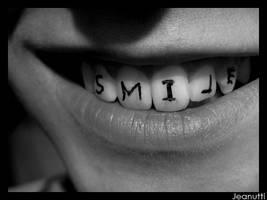 SMILE by Jeanutti