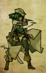 Azalea's Pirate-Ninja