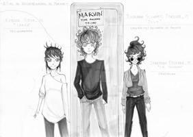 Time de Desenvolvimento de Marvin