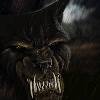 Wolfman by ProofPudding
