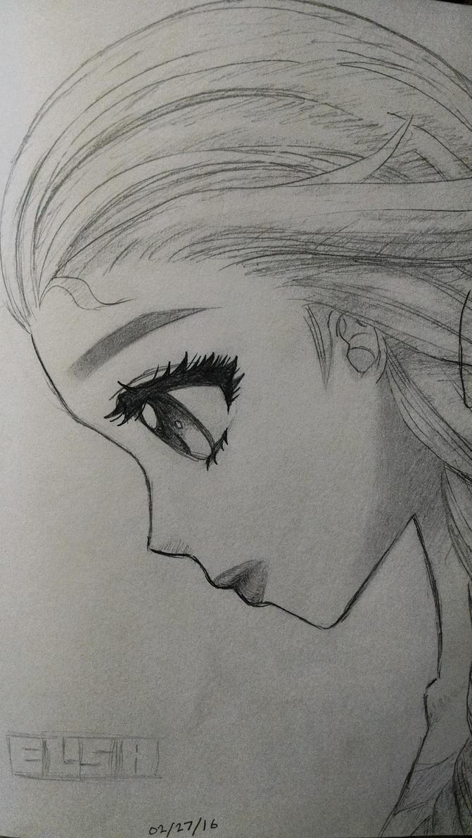 Elsa by Phoebe0401