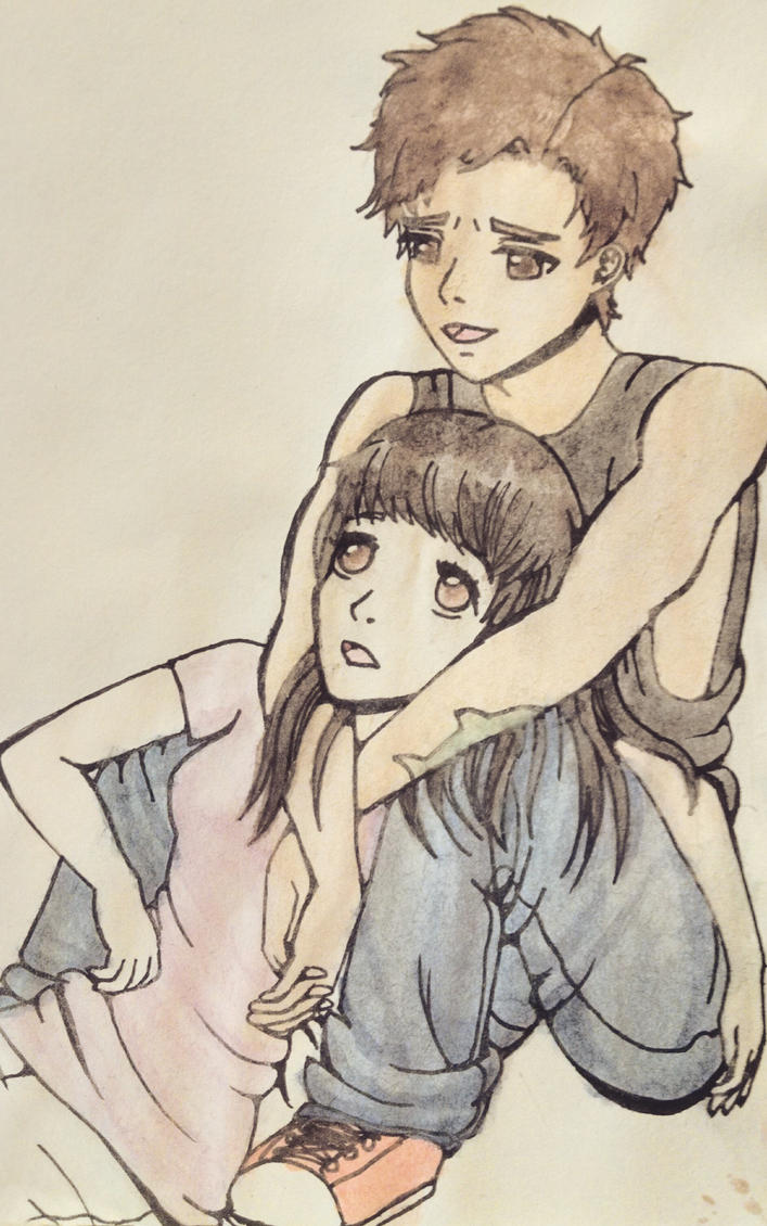 Connor and Risa by Phoebe0401