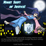 Lumi's Long Arm of the Law