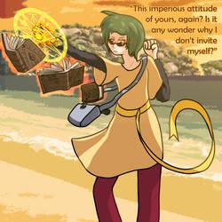 The Apocalypse Prophet by BizarreSheep