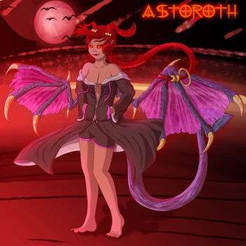 Astaroth: Demon Queen of Betrayal