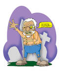 fred sanford zombie