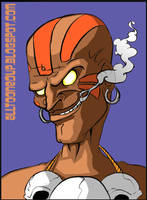 DHALSIM by WILLEYWORKS