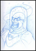 MR. FREEZE by WILLEYWORKS