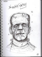 THE KARLOFF by WILLEYWORKS
