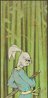 USAGI YOJIMBO by WILLEYWORKS