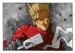 VASH THE STAMPEDE FREE LOVE FOR JER