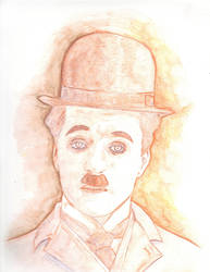 Charlie Chaplin by WILLEYWORKS