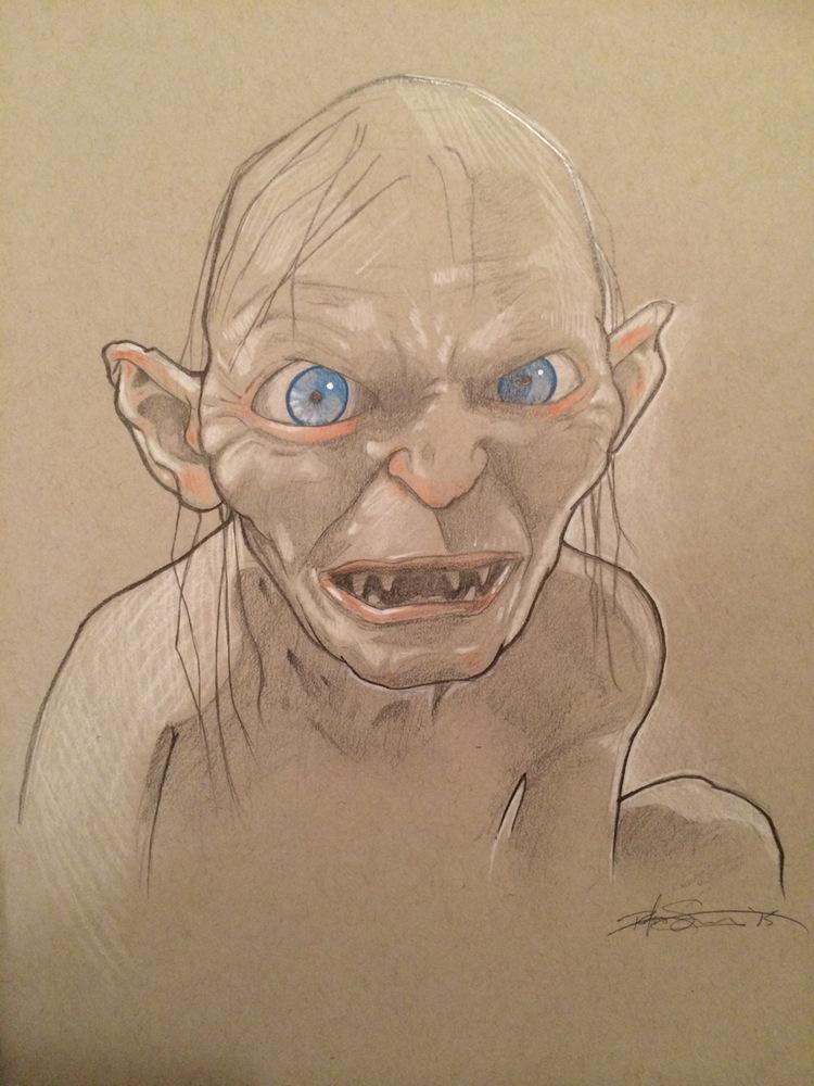 Gullom Sketch