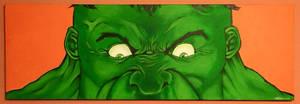 Hulk by WILLEYWORKS