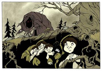 Hiding Hobbits