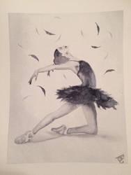 Black Swan by WILLEYWORKS