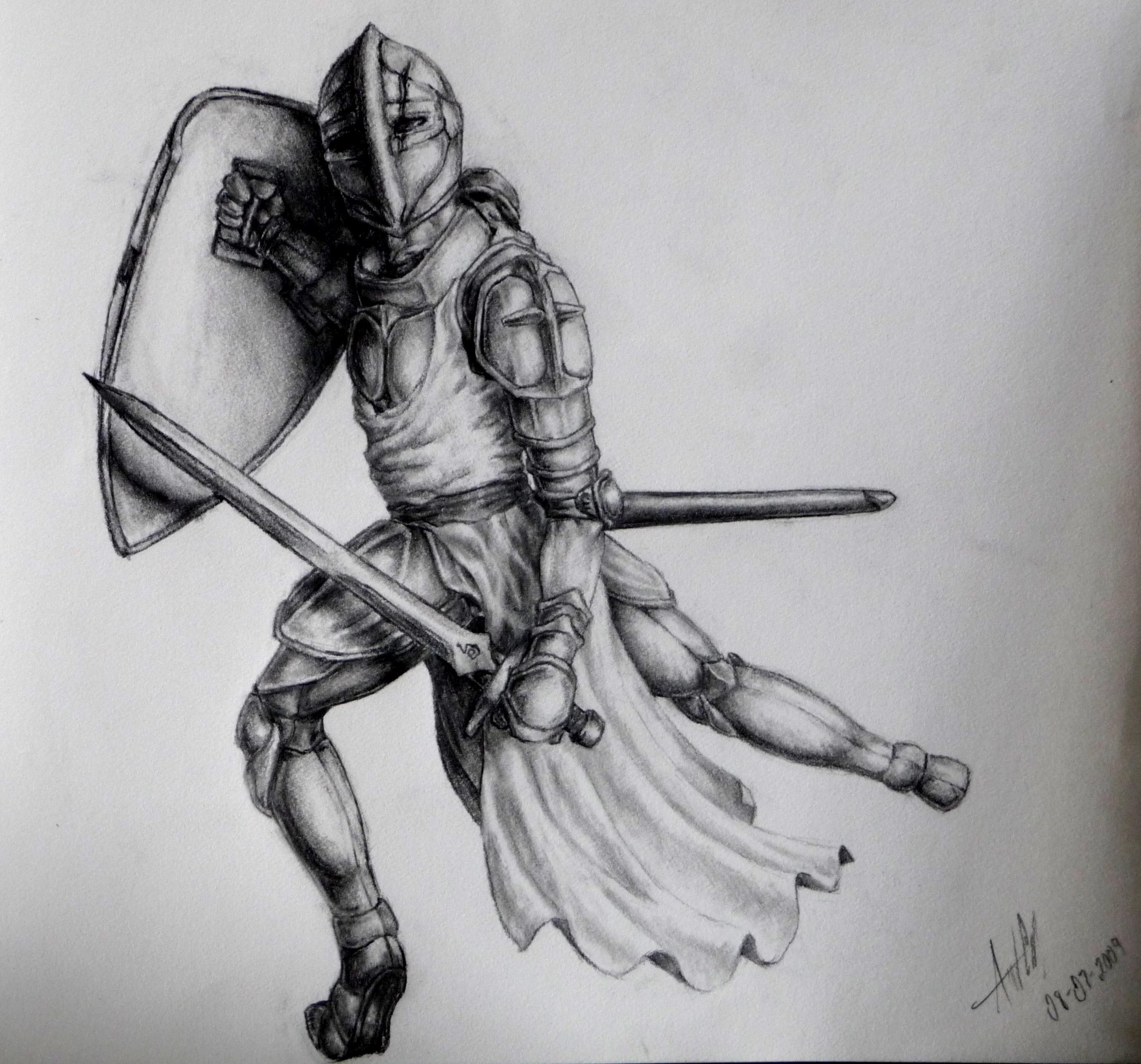 Templar Knight by I-FurGott on DeviantArt