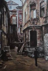 Alleyway by I-FurGott