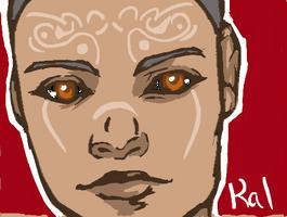 Daily Muro Sketch 2 by Kalmiya