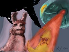Daily Muro Sketch 4 by Kalmiya
