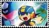 Starforce Battle Network Crossover Stamp by ColleenekatStamps