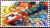 Zero Album Stamp 2 by ColleenekatStamps