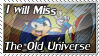 I will miss the old universe sonic by ColleenekatStamps