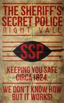 The Sheriff's Secret Police: Night Vale
