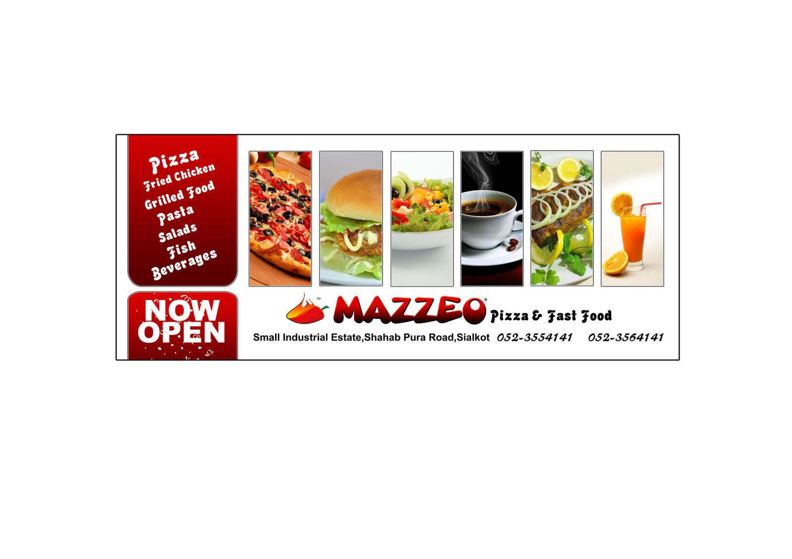 Mazzeo hoarding design by zmalik on deviantart