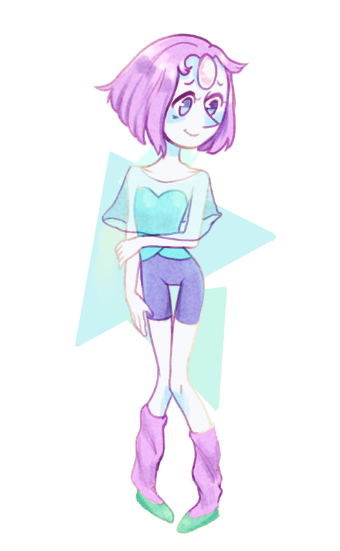 Young pearl from Steven universe I post regularly on my tumblr~ nuryfury.tumblr.com
