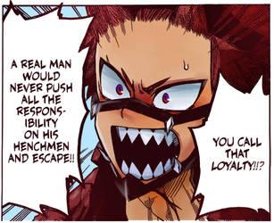Bakugou Boyfriend Headcanons