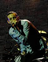 Linkin Park: Chester by midniteskye
