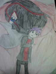 Randy Cunningham (Anime Ver) by TheNightShades