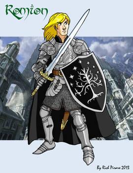 Romion, Knight of Gondor