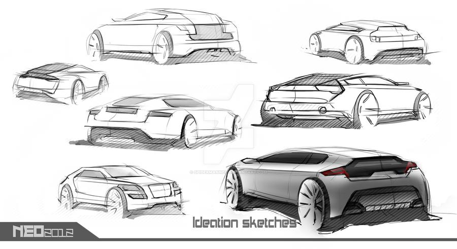 car sketch-neo 2012 by spidermanneo on DeviantArt